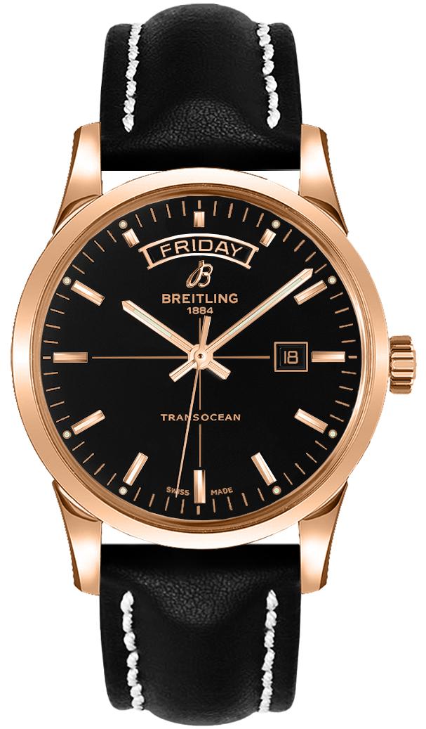 Breitling Transocean Day Date R4531012/BB70-435X