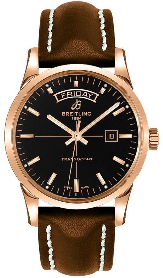 Breitling Transocean Day Date R4531012/BB70-437X