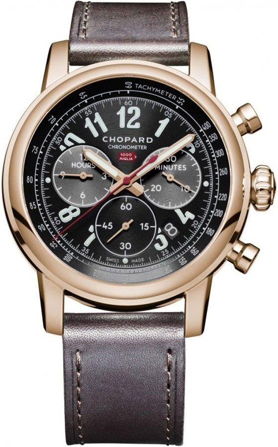 Chopard Mille Miglia Limited Edition Luxury Men's Watch 161297-5001