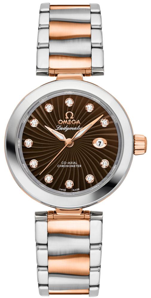 Omega De Ville Ladymatic Women's Watch 425.20.34.20.63.001 Lowest Price