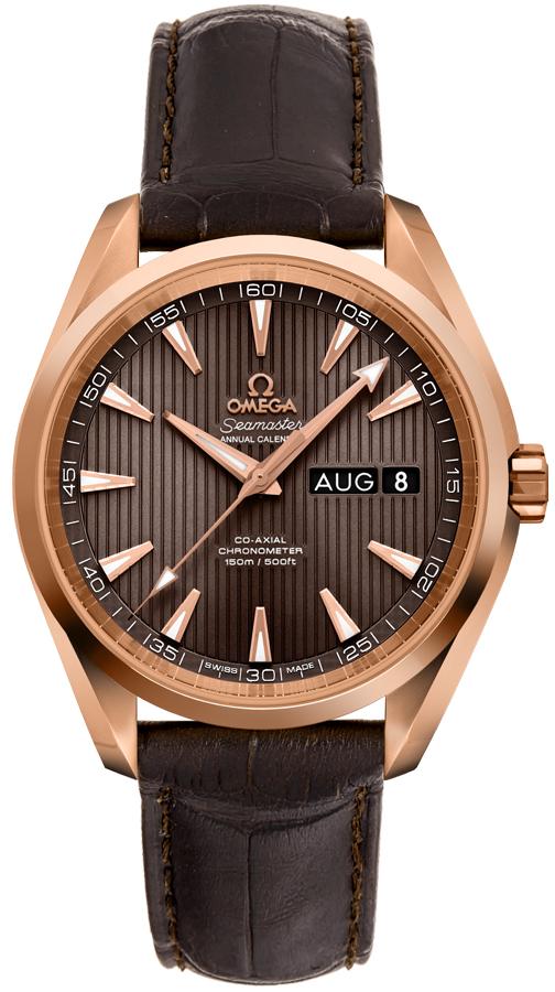 Omega Seamaster Aqua Terra Men's Luxury Watch 231.53.39.22.06.001