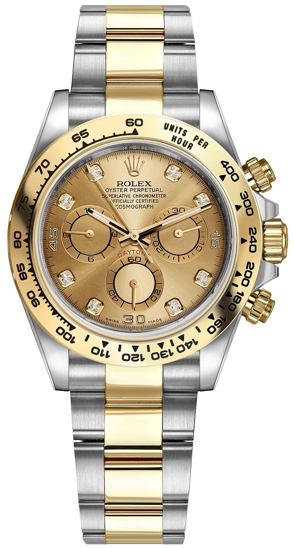 Rolex Cosmograph Daytona Oyster Bracelet Watch 116503