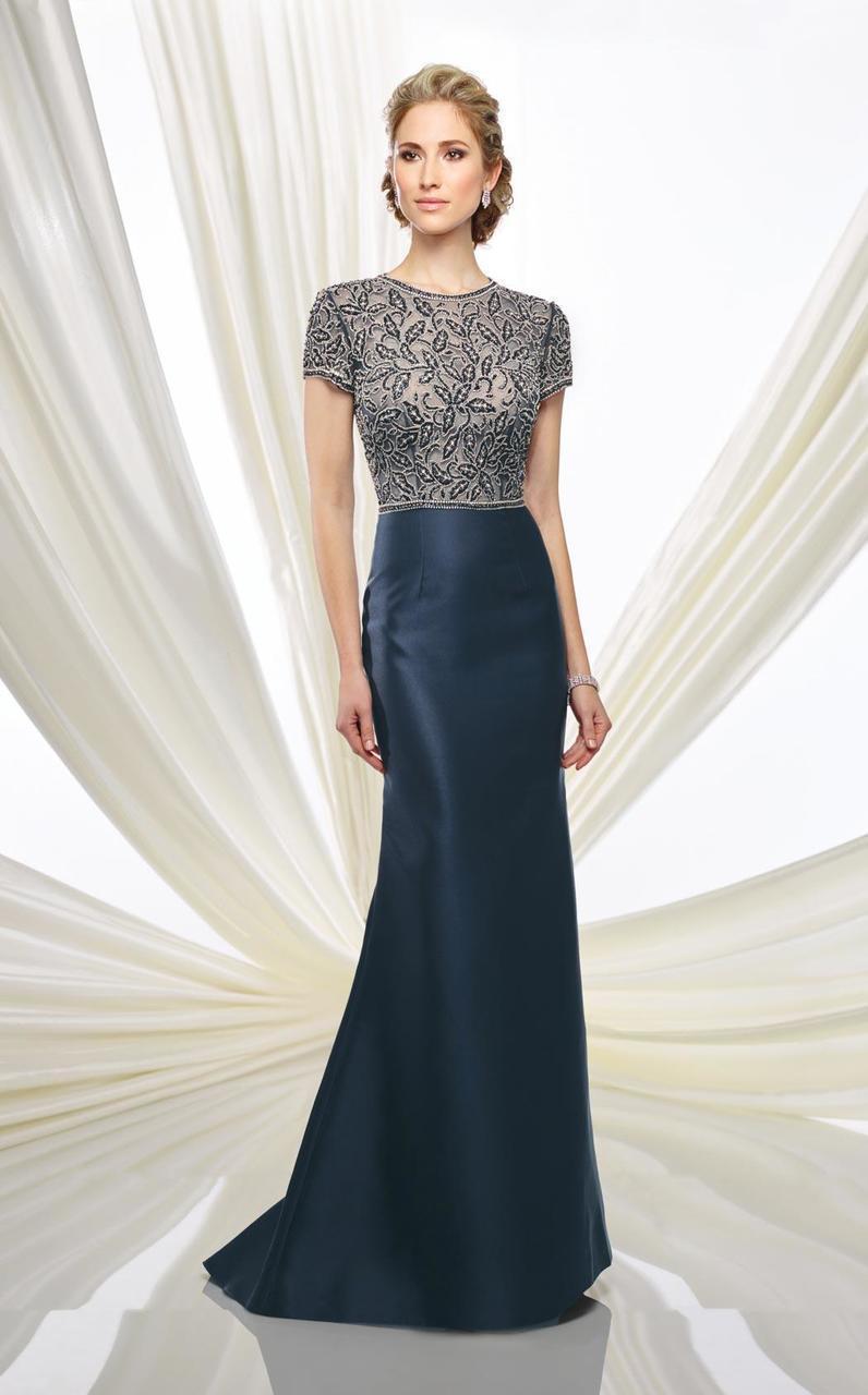 Ivonne D by Mon Cheri - 216D45W Dress