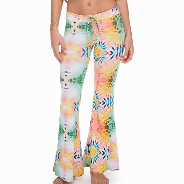 Luli Fama - Boho Pant In Multicolor (L468852)