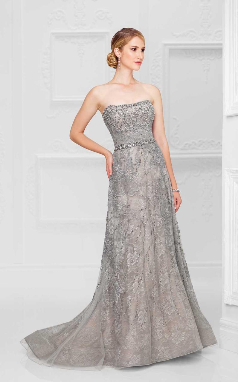 Ivonne D for Mon Cheri - 117D64 A-Line Gown