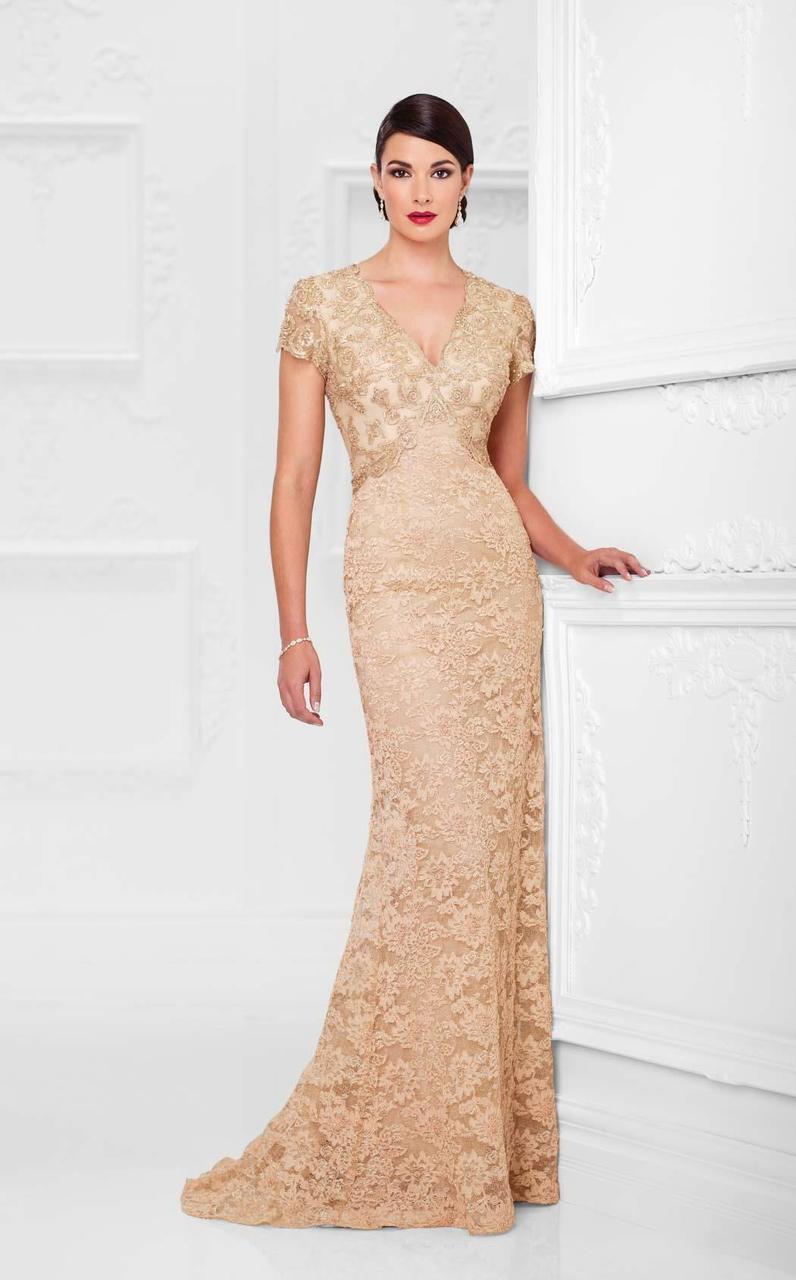 Ivonne D for Mon Cheri - 117D72 A-Line Gown