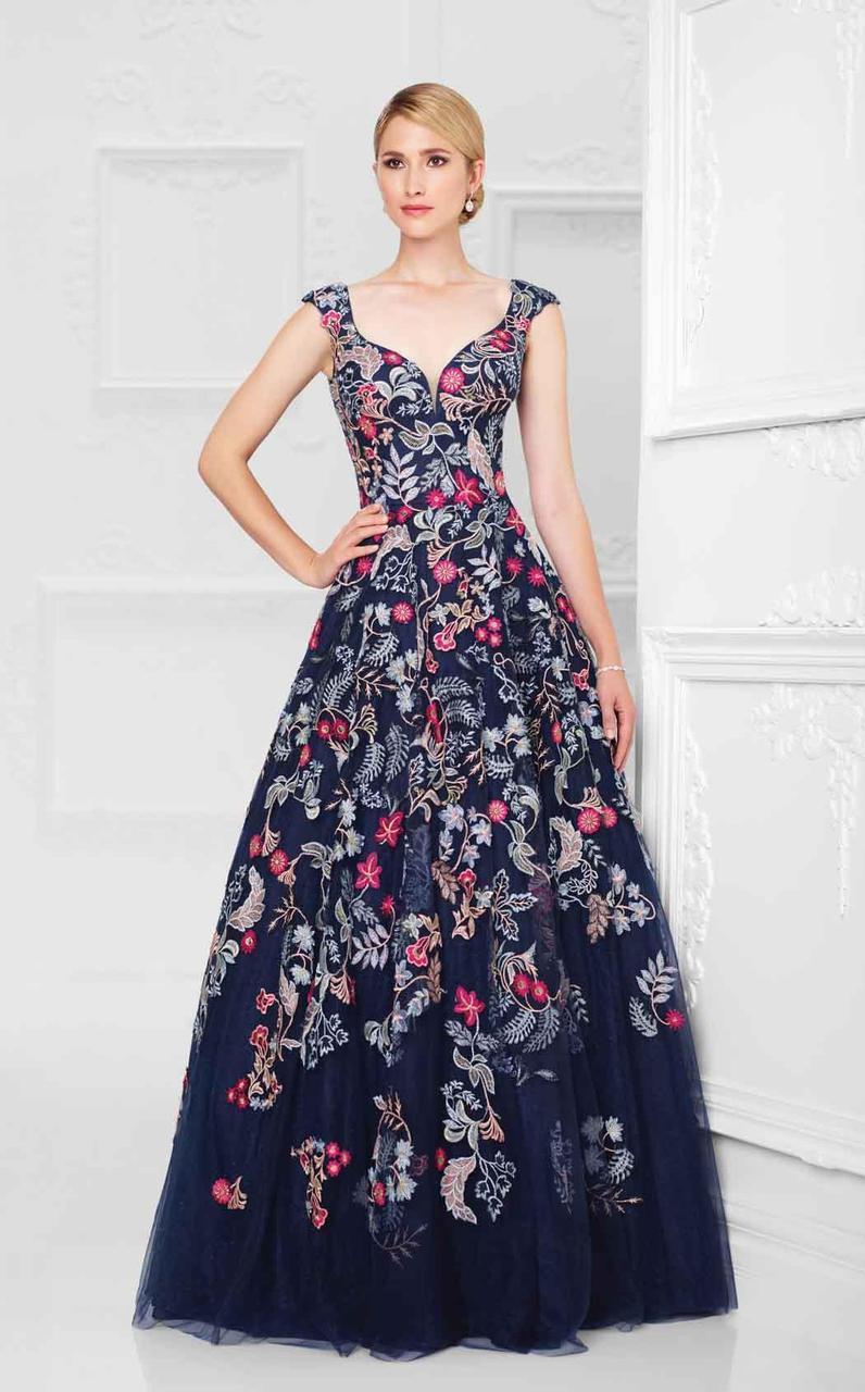 Ivonne D for Mon Cheri - 117D76 A-Line Gown
