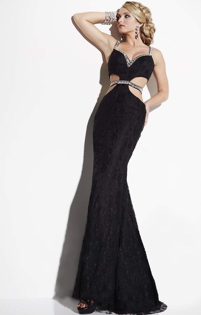 Studio 17 - 12544 Beaded Sweetheart Sheath Dress
