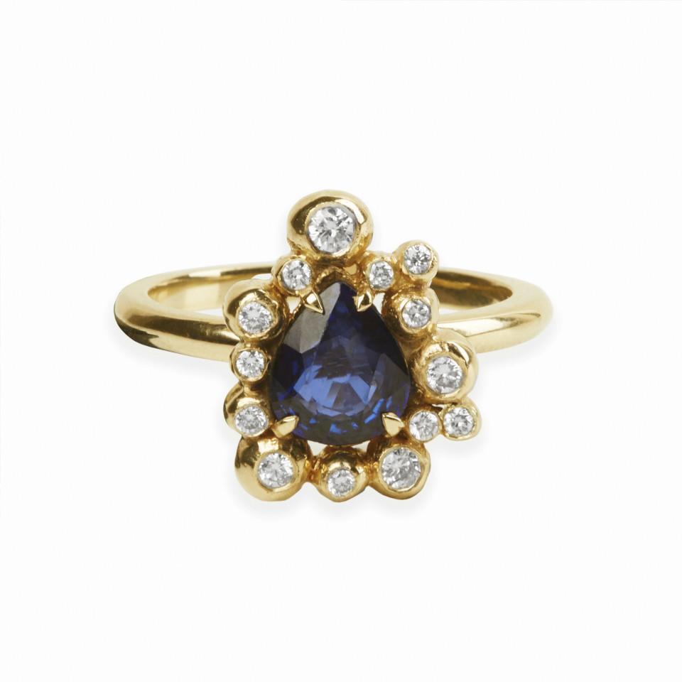 Elizabeth Buenaventura - Azul Ring