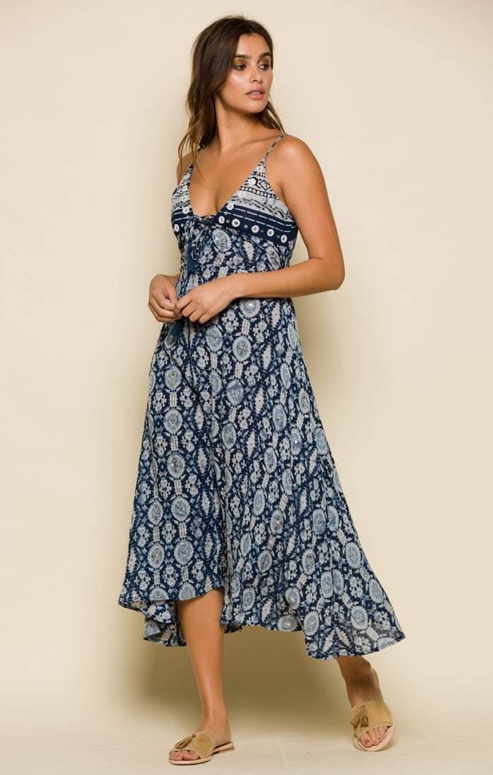 RAGA - Alohi Midi Dress