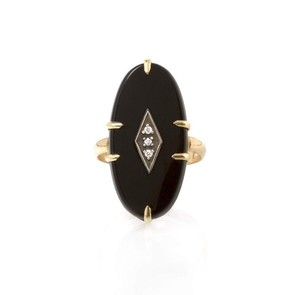 Workhorse Jewelry - INGA with lozenge