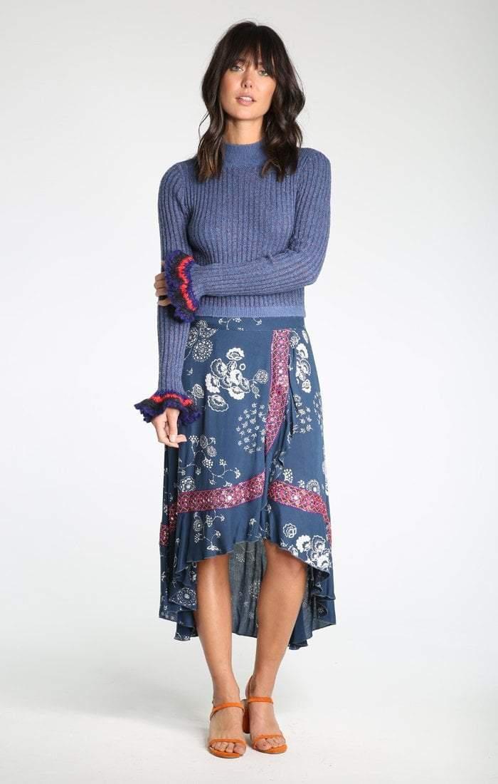 RAGA - Unspoken Love Wrap Skirt