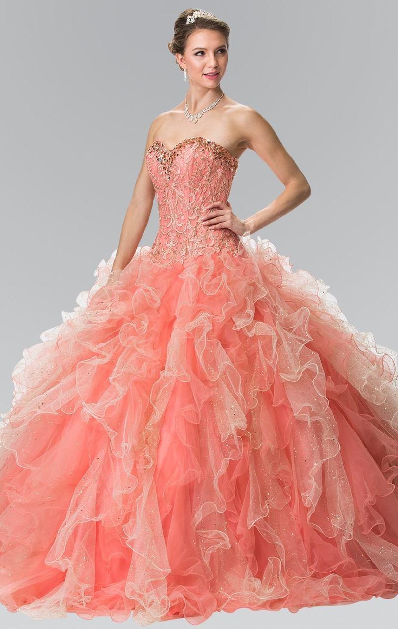 Elizabeth K - GL2210 Jeweled Sweetheart Ballgown