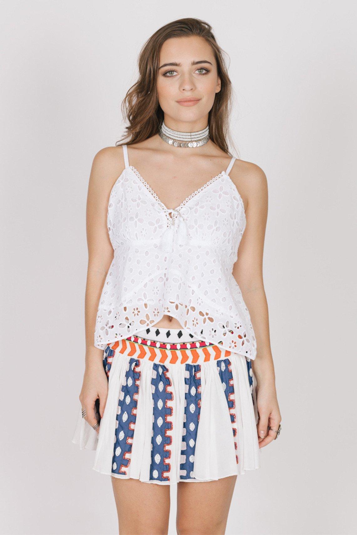 RAGA - Novella Mini Skirt