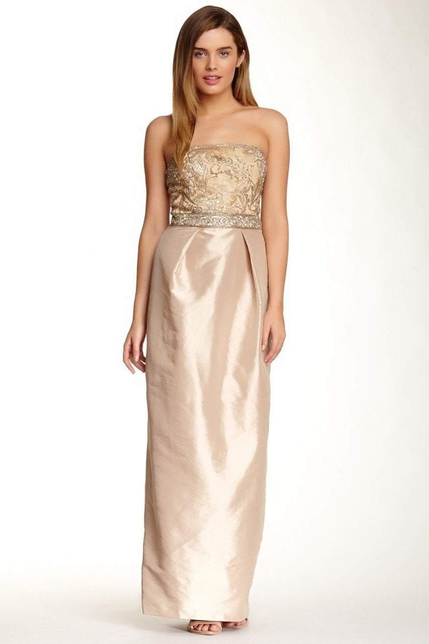 Sue Wong - Embellished Taffeta Gown N3445