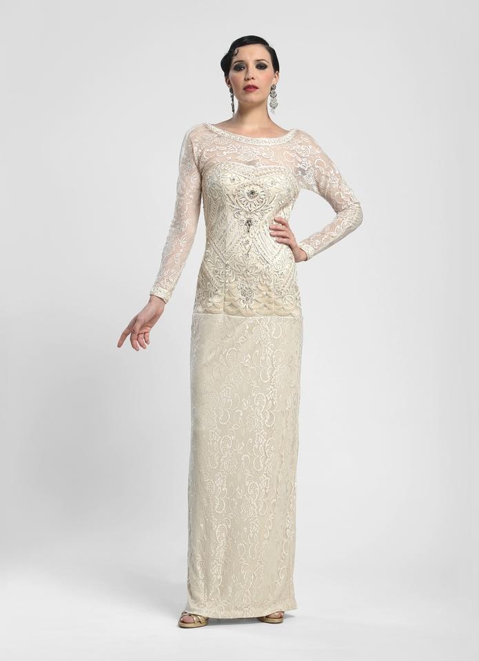 Sue Wong - Illusion Embellished Dress W4134
