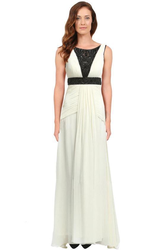 Sue Wong - Ruched Long Dress N5111