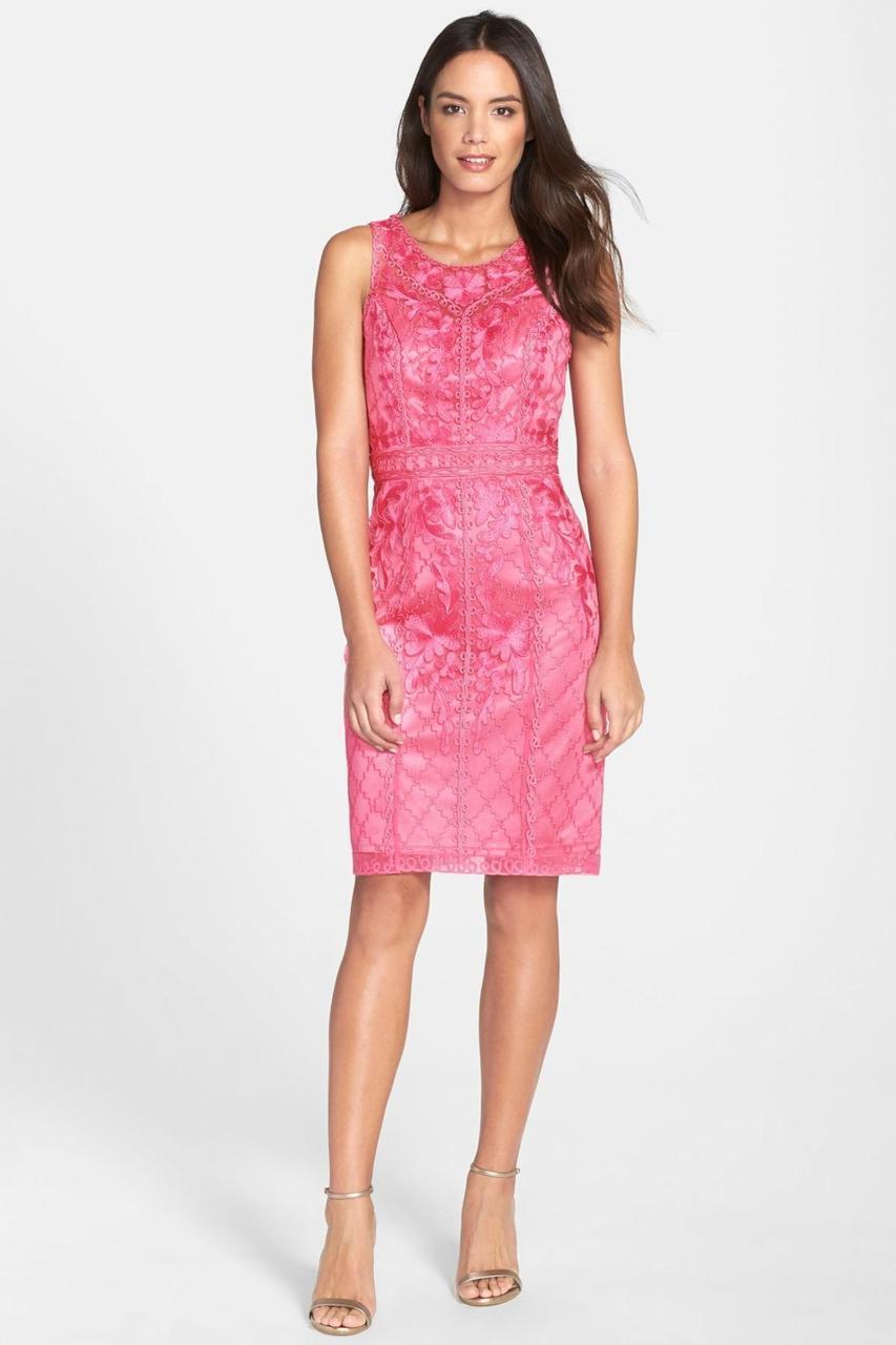 Sue Wong - Sapphire Sleeveless Dress C3134
