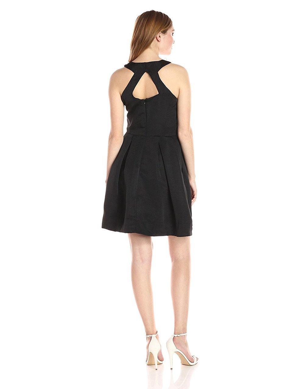 Taylor - Floral Embellished A-line Dress 8769M
