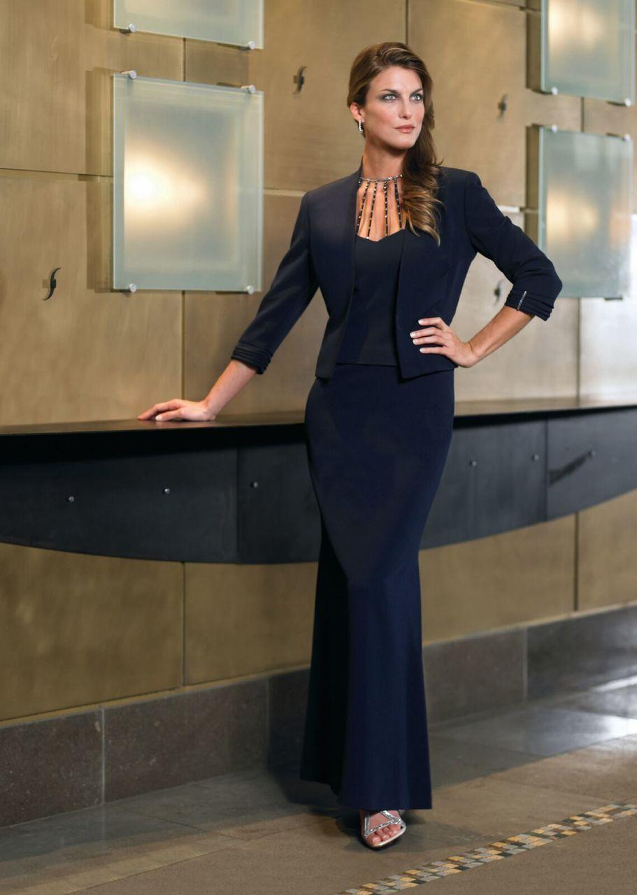 Daymor Couture - 4009 Embellished Illusion Jewel Sheath Dress