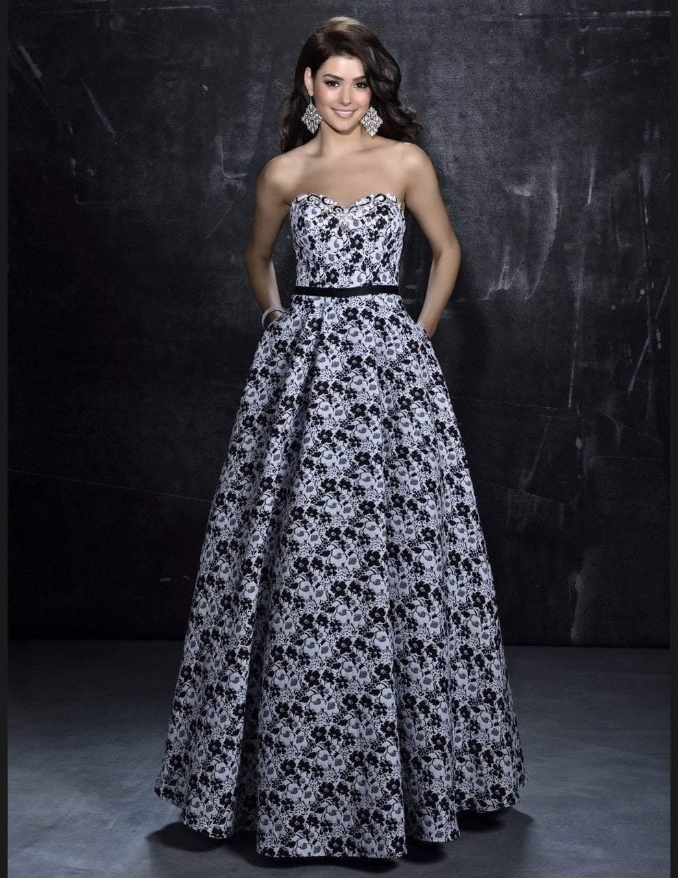 Nina Canacci - 1276 Dress