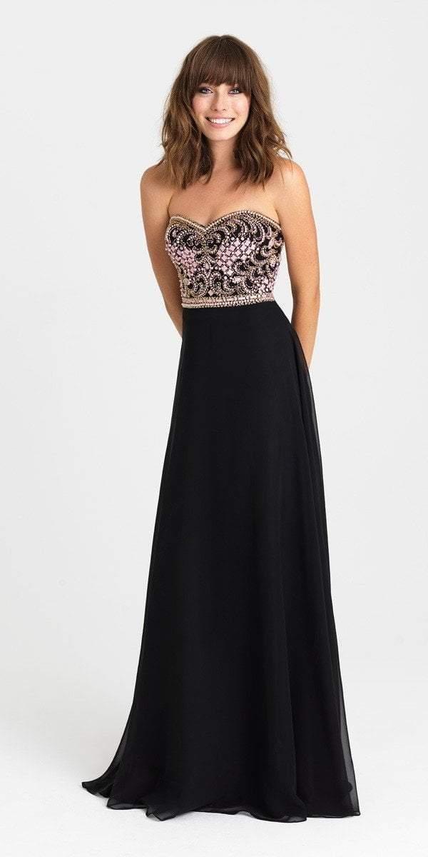 Madison James - 16-353 Dress in Black
