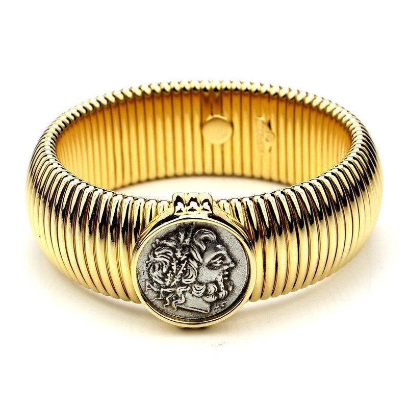 Ben-Amun - Roman Coin Bracelet