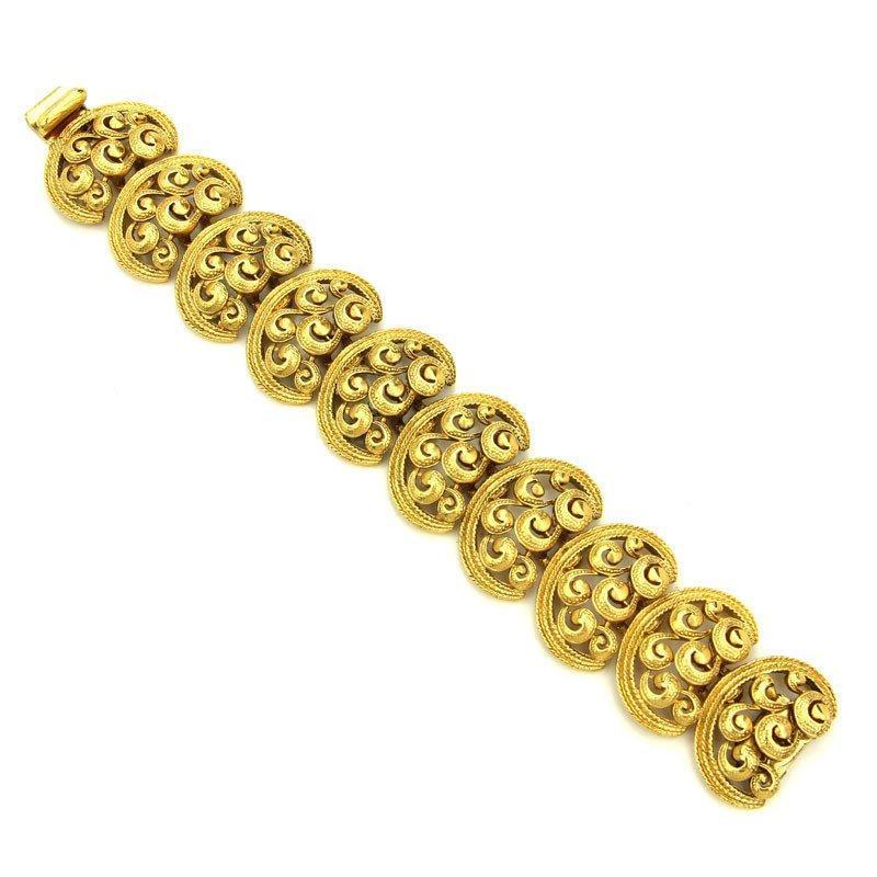 Ben-Amun - Silk Road Dynasty Bracelet